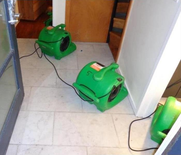 Water Damage – Reading Condominium After