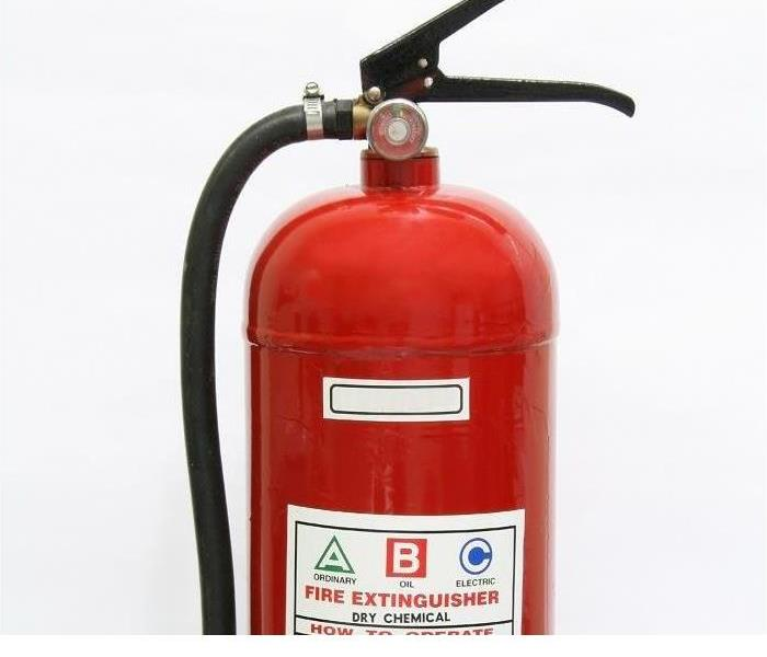 Fire Extinguisher SERVPRO of Reading